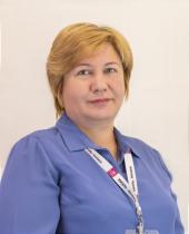 Сухарева Лариса  Ивановна