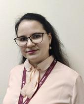 Тихонова Юлия Евгеньевна