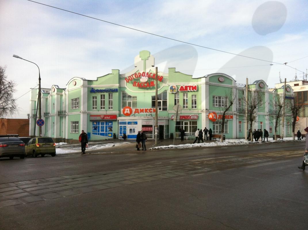 Московская обл, Ногинский р-н, Ногинск г, 3 Интернационала ул