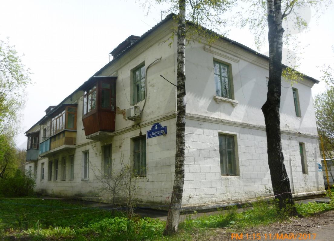Московская обл, Ногинский р-н, Ногинск г, Радченко ул, 9