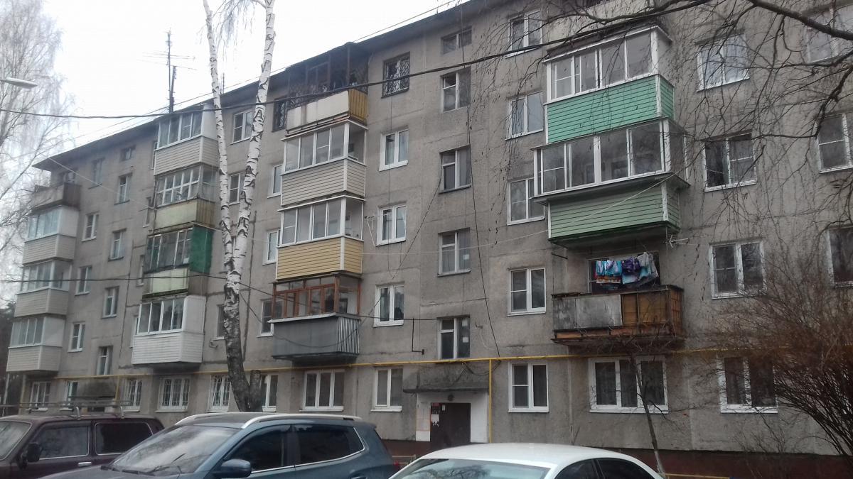 Московская обл, Ногинск г, Коверши ул, 1