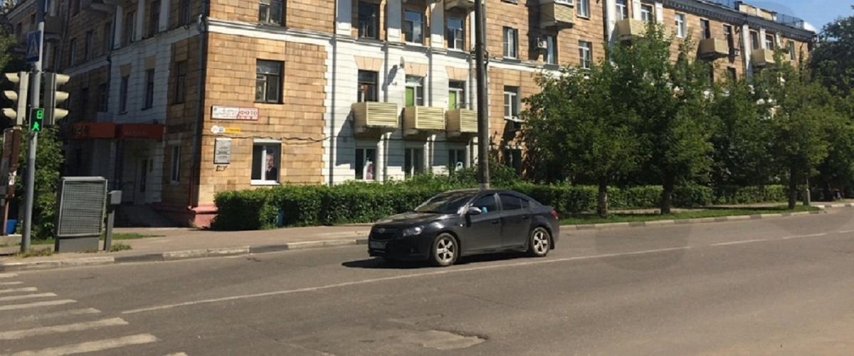 Московская обл, Электросталь г, Николаева ул, 23
