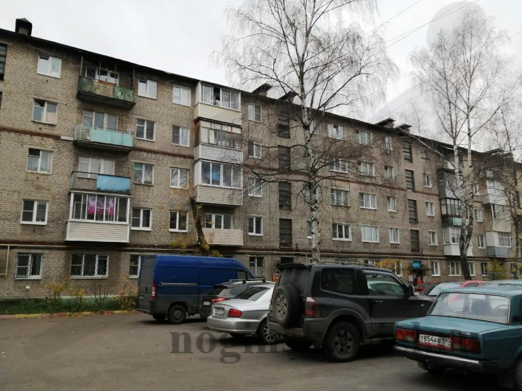 Московская обл, Ногинск г, Октябрьская ул, 85Б