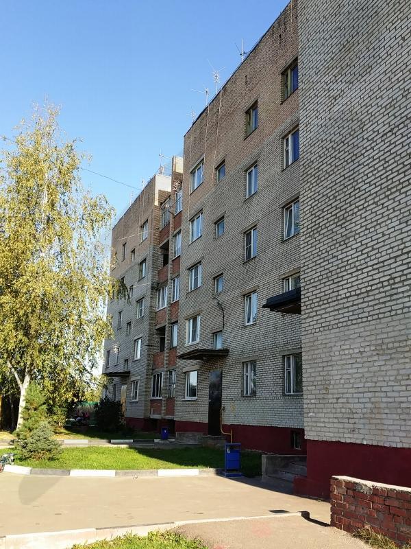 Московская обл, Ногинский р-н, Боровково д, Поселок Фабрики ул, 7
