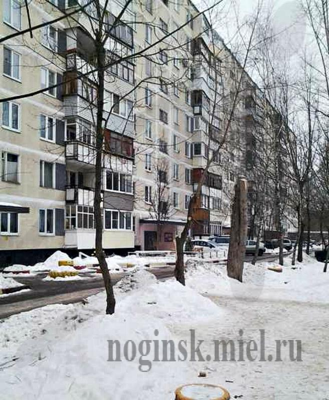 Московская обл, Ногинский р-н, Ногинск г, Белякова ул, 1