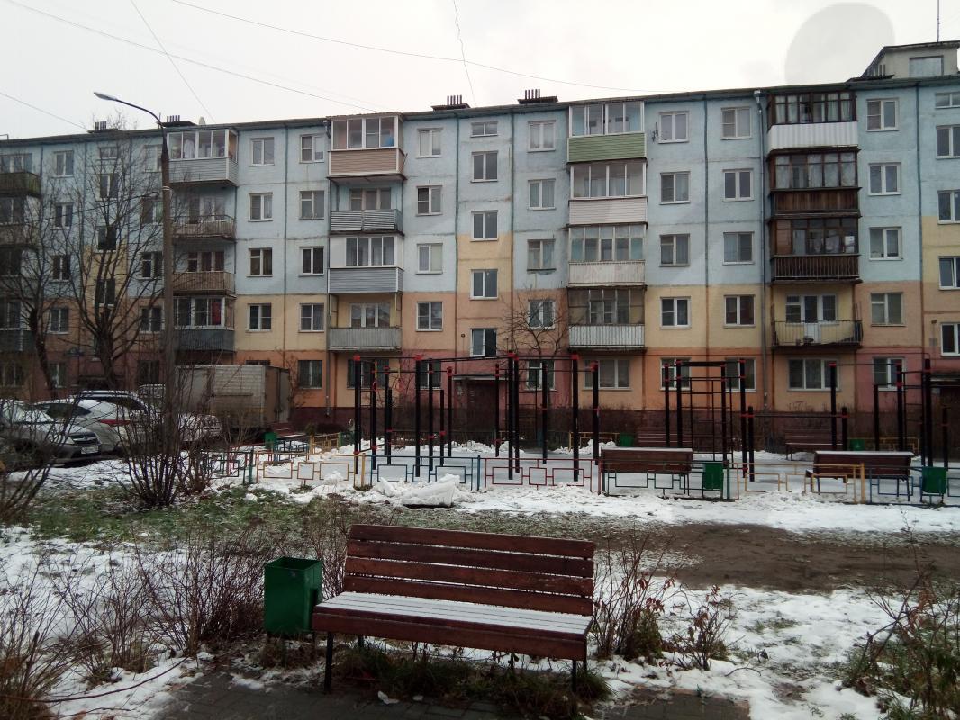 Московская обл, Ногинск г, Климова ул, 42В