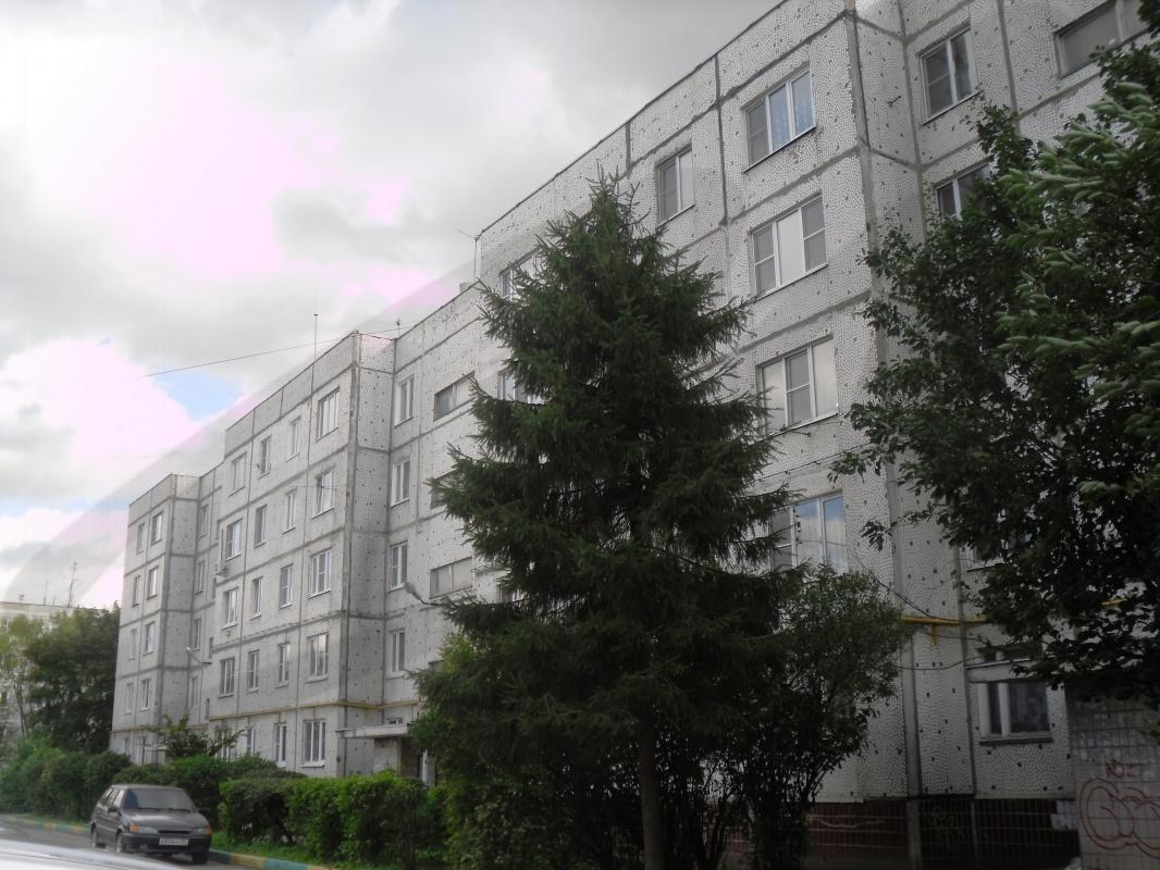 Московская обл, Ногинский р-н, Обухово рп, Энтузиастов ш, 2