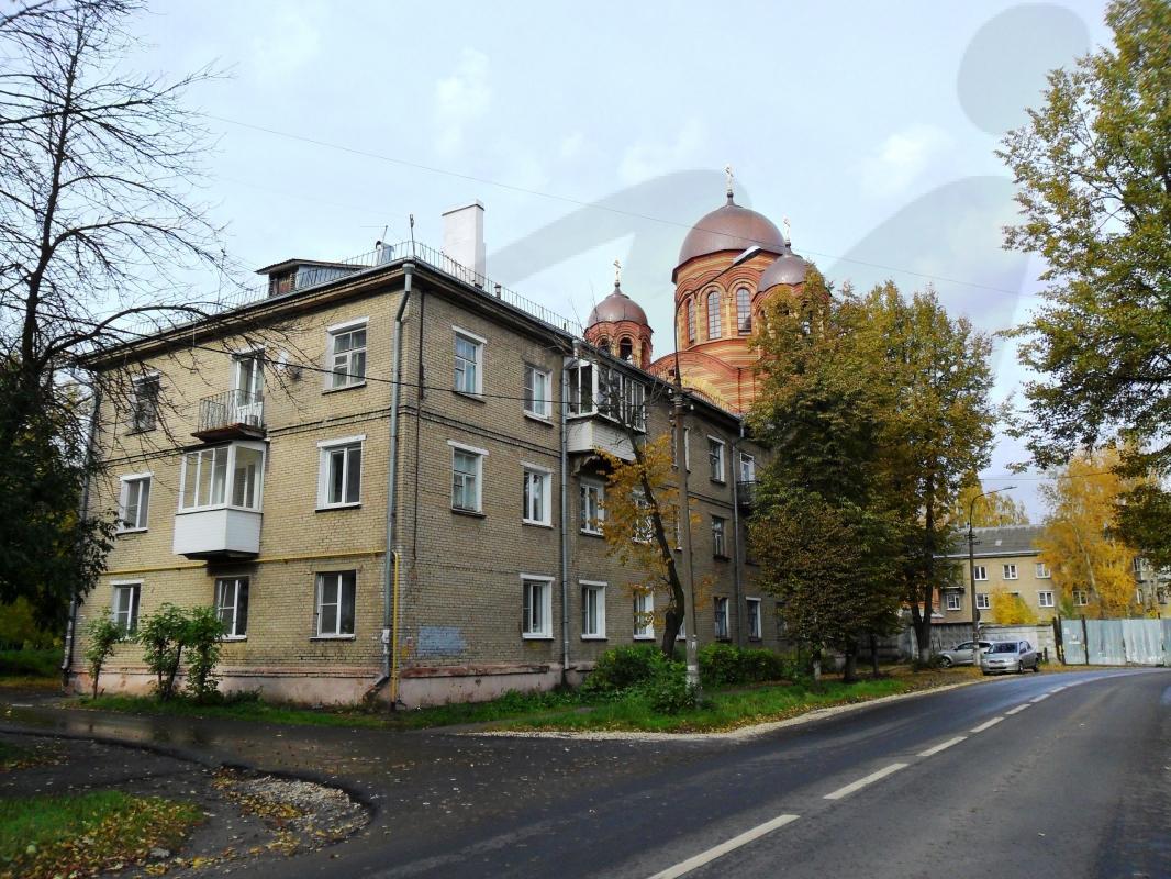 Московская обл, Электросталь г, Чернышевского ул, 36