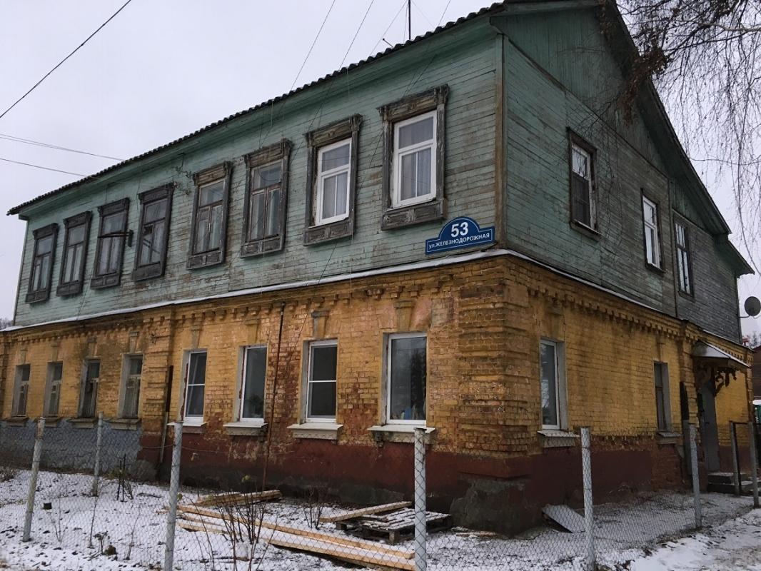Московская обл, Ногинский р-н, Ногинск г, Железнодорожная ул, 53