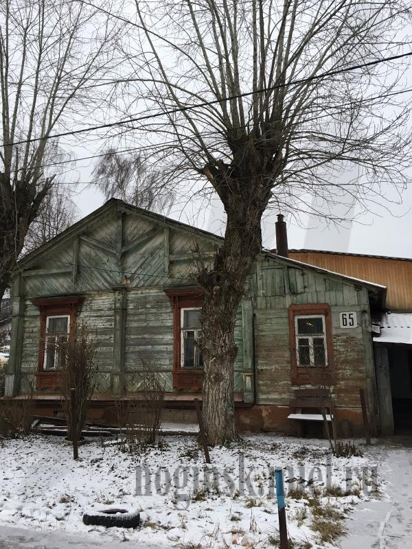 Московская обл, Ногинский р-н, Ногинск г, Железнодорожная ул, 65