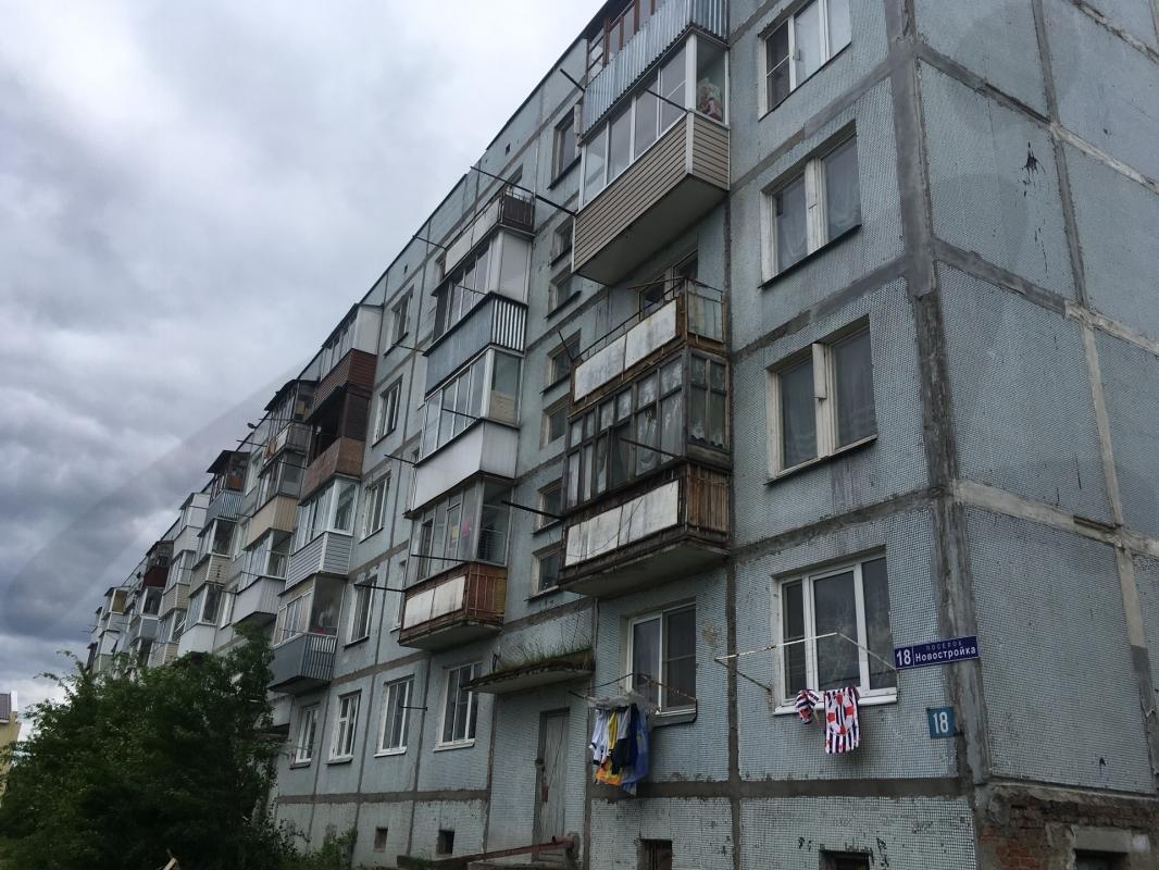 Московская обл, Ногинский р-н, Новостройка п, 18