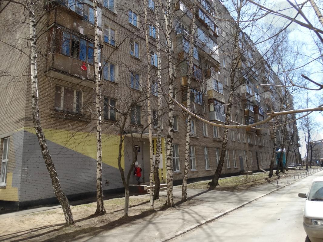 Московская обл, Балашиха г, Твардовского ул, 3