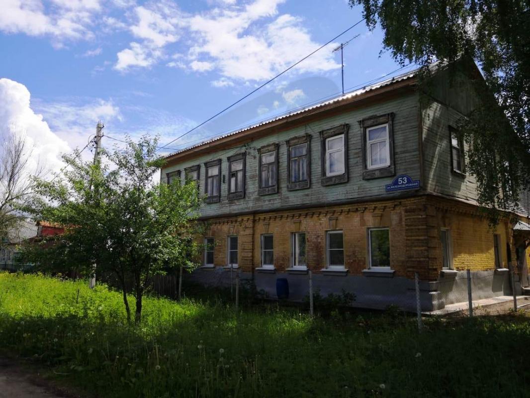 Московская обл, Ногинск г, Железнодорожная ул, 53