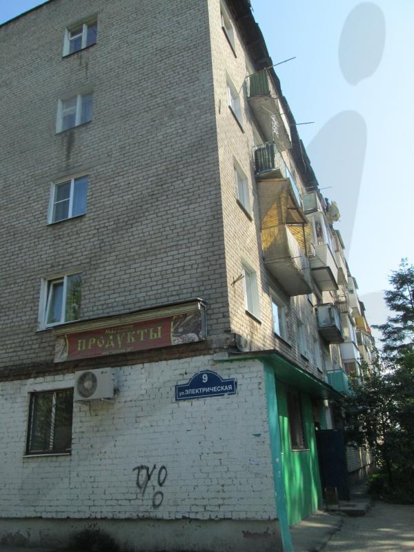 Московская обл, Ногинский р-н, Ногинск г, Электрическая ул, 9