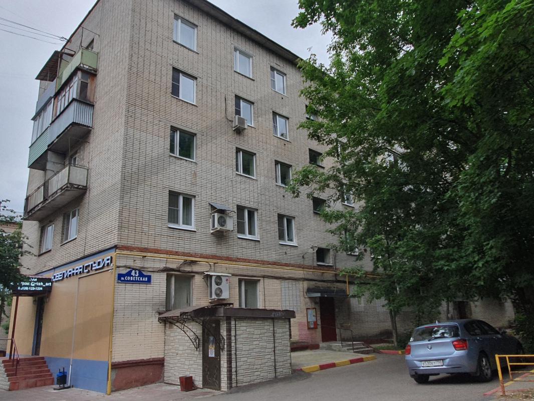 Московская обл, Ногинский р-н, Ногинск г, Советская ул, 43