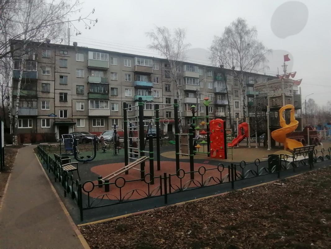 Московская обл, Ногинск г, Климова ул, 44Б