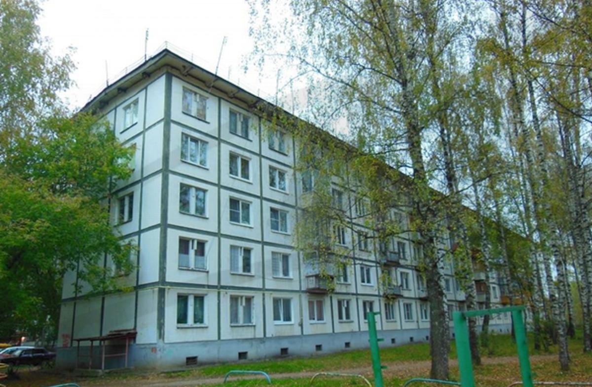 Московская обл, Ногинский р-н, Ногинск-9 пгт, Спортивная ул, 2