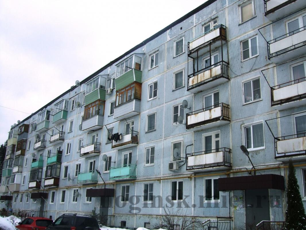 Московская обл, Ногинский р-н, Ногинск г, Чапаева ул, 21