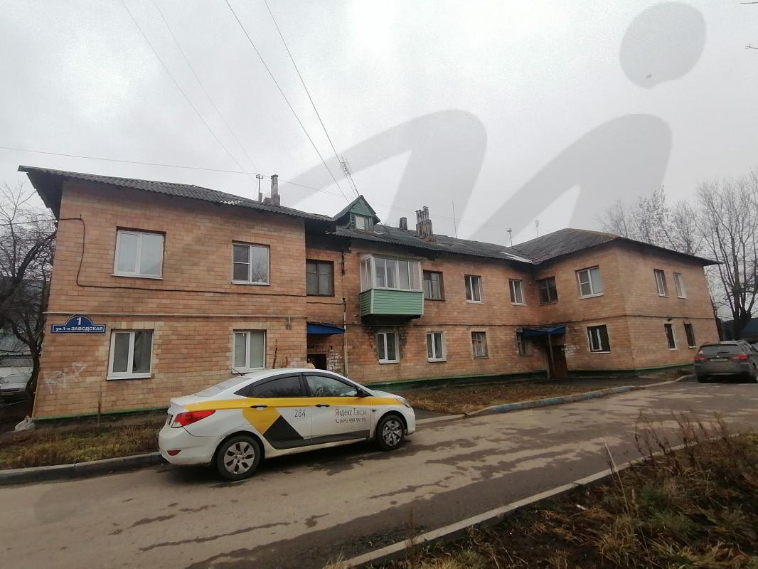 Московская обл, Ногинск г, 1-я Заводская ул, 1