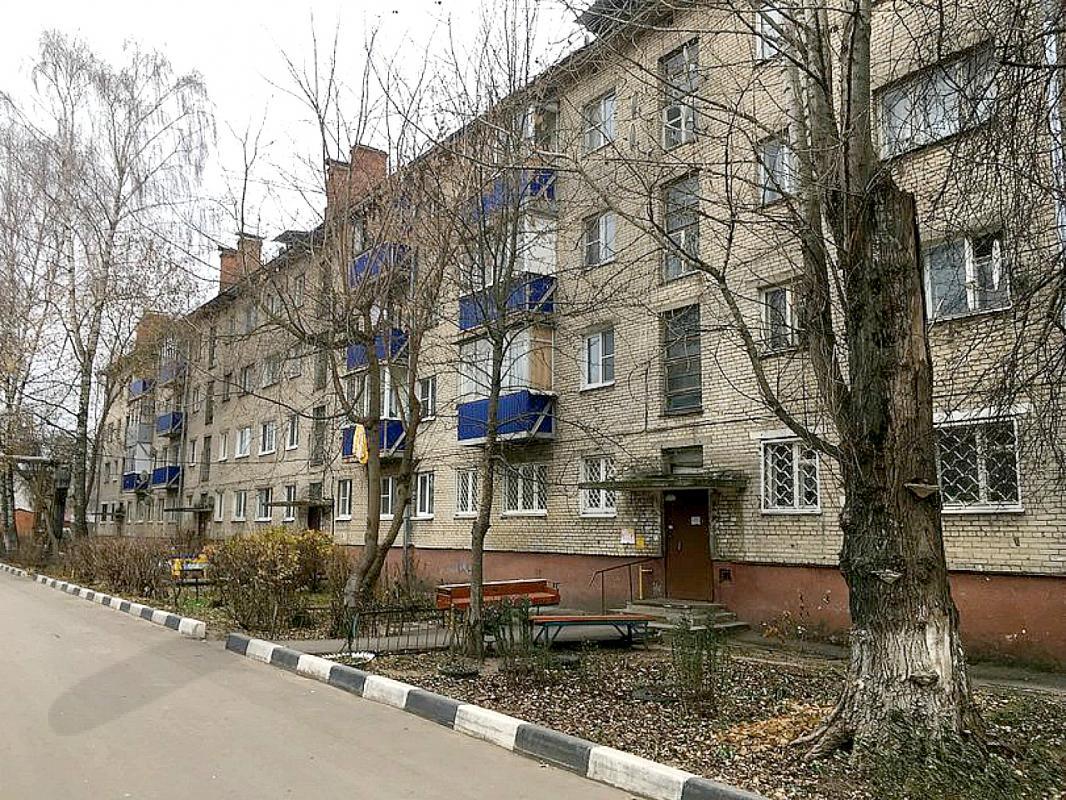 Московская обл, Ногинский р-н, Фрязево п, Новые дома ул, 1