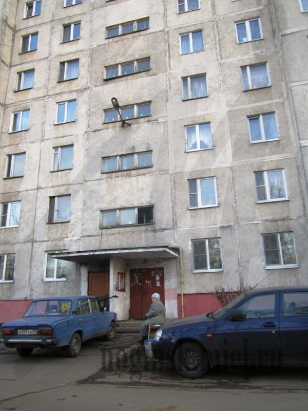 Московская обл, Ногинский р-н, Ногинск г, Комсомольская ул, 18