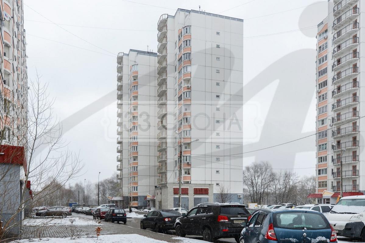 Московская обл, Ногинский р-н, Ногинск г, Белякова ул, 2, корп 2