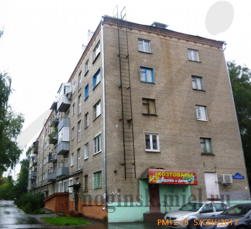 Московская обл, Ногинский р-н, Ногинск г, Текстильный 1-й пер, 4