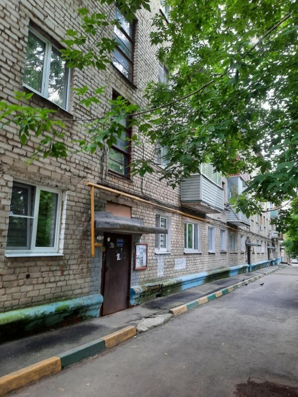 Московская обл, Ногинск г, 1-ый Истомкинский проезд, 9